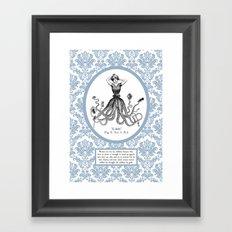 The Testament of Reuben Framed Art Print