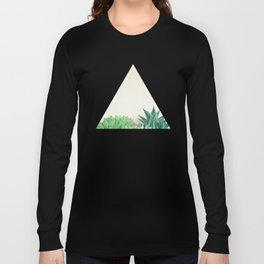 Succulent Forest Long Sleeve T-shirt