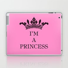 I'm a princess II Laptop & iPad Skin