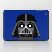 darth vader iPad Cases featuring Darth Vader  by René Martin