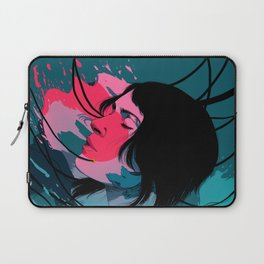 Ghost In The Shell Laptop Sleeve