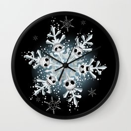 The Emotion of Jack Skellington Wall Clock