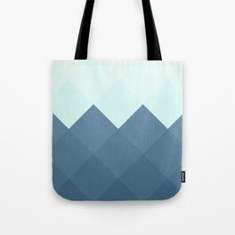 Where the Ocean Meets the Sky Tote Bag