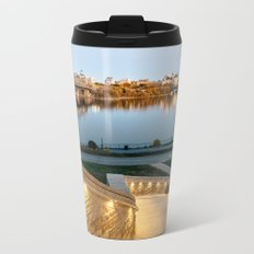 Sunset on Ottawa Metal Travel Mug