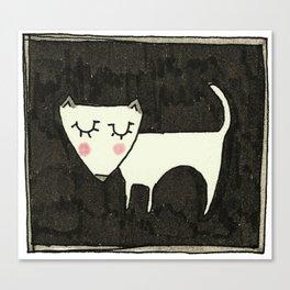 A Dog Called Mara.  Canvas Print