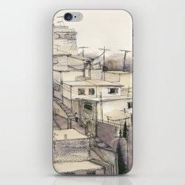 Armenian Rooftops iPhone Skin