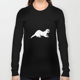 Baby Sea Otter Long Sleeve T-shirt