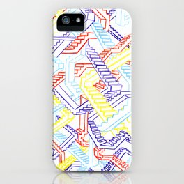 Infinit Stairs iPhone Case
