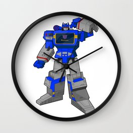 G1 Soundwave Wall Clock