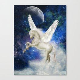 Pegasus Universe Canvas Print