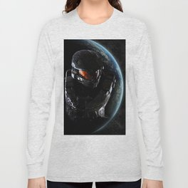 Master Chief Long Sleeve T-shirt