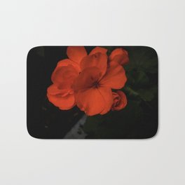 Flower Of Her Flames Bath Mat