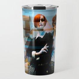 Mannequin Noir Travel Mug