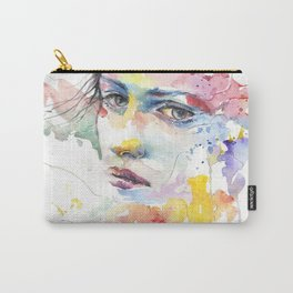 The Woman Within Carry-All Pouch