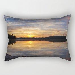 Minnesota Sunrise Rectangular Pillow