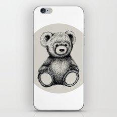 Teddy Bear iPhone & iPod Skin
