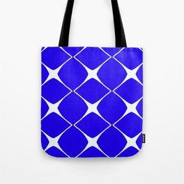 Avis Blue Tote Bag