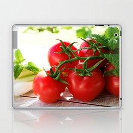 Fresh Tomatos Laptop & iPad Skin
