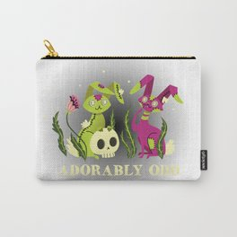 Adorably Odd Carry-All Pouch