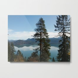 Walchensee Metal Print