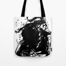 Minotaur With Coffee Tote Bag
