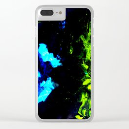 Fire and Brimstone Clear iPhone Case