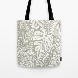 Vintage Organic Samoan Tribal Design Tote Bag