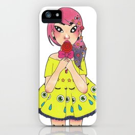 Take Me To Tokyo iPhone Case