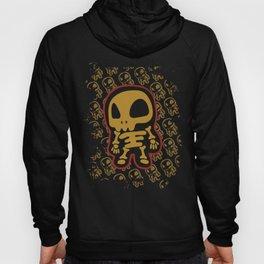Skeletal  Hoody