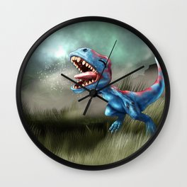 gonna be a killer someday Wall Clock