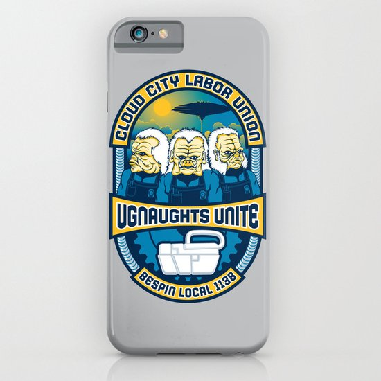 Ugnaughts Unite iPhone & iPod Case