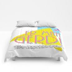ER MAH GERD Comforters