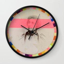 Wheel Portal Wall Clock