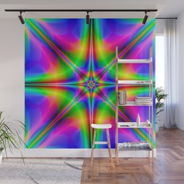 Star of Life Wall Mural