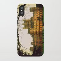 downton abbey iPhone & iPod Cases featuring Downton Abbey Licious  by seardig