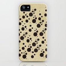 Ink Spots iPhone (5, 5s) Slim Case
