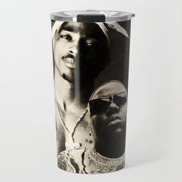 Biggie&Tupac Mix Travel Mug