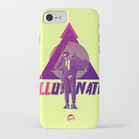 illuminati iPhone & iPod Cases featuring ILLuminati by Jimi Thompson