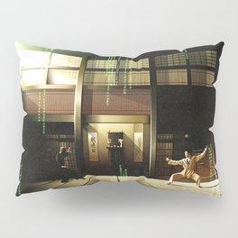 The Matrix Pillow Sham