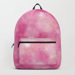 Faintly Floral - Dusky Rose Backpack