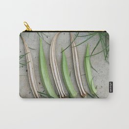 THERE IS BEAUTY IN THE WEEDS Carry-All Pouch