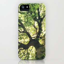 Under Your Skin iPhone Case