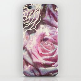Roses are Pink iPhone Skin