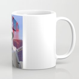 lost in middle of desert, looking for a f**ken Taxi Coffee Mug
