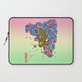 tattoo carps Laptop Sleeve