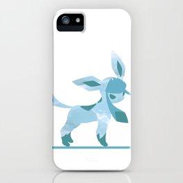 Glaceon; Iceberg iPhone Case