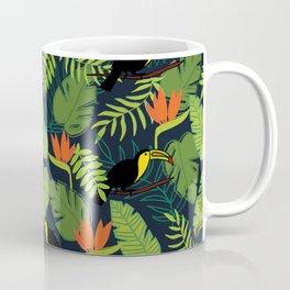 Jungle Toucan Coffee Mug