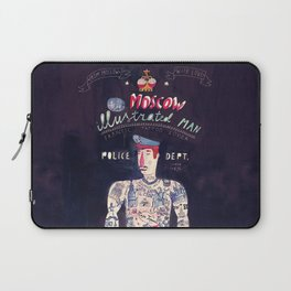 Moscow Policeman Laptop Sleeve