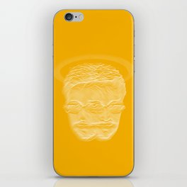Snowden Angel iPhone Skin