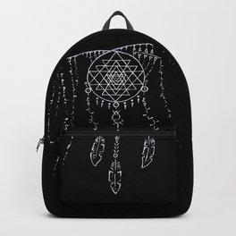 Shri Yantra / Dream Catcher Backpack